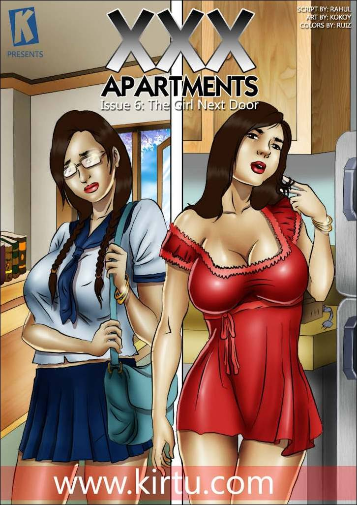 Apartaments XXX Issue 6