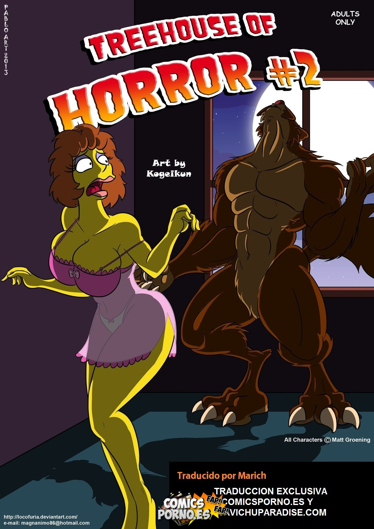 Treehouse of Horror 2 [Simpsons]