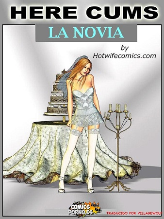 La Novia (Comic Interracial) [3D]