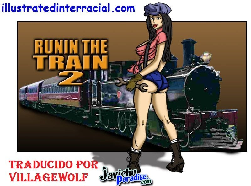 Runin the Train 2 (Interracial)