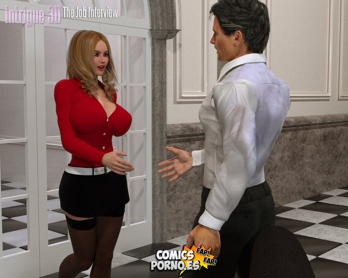 Job Interview [Intrigue 3D]