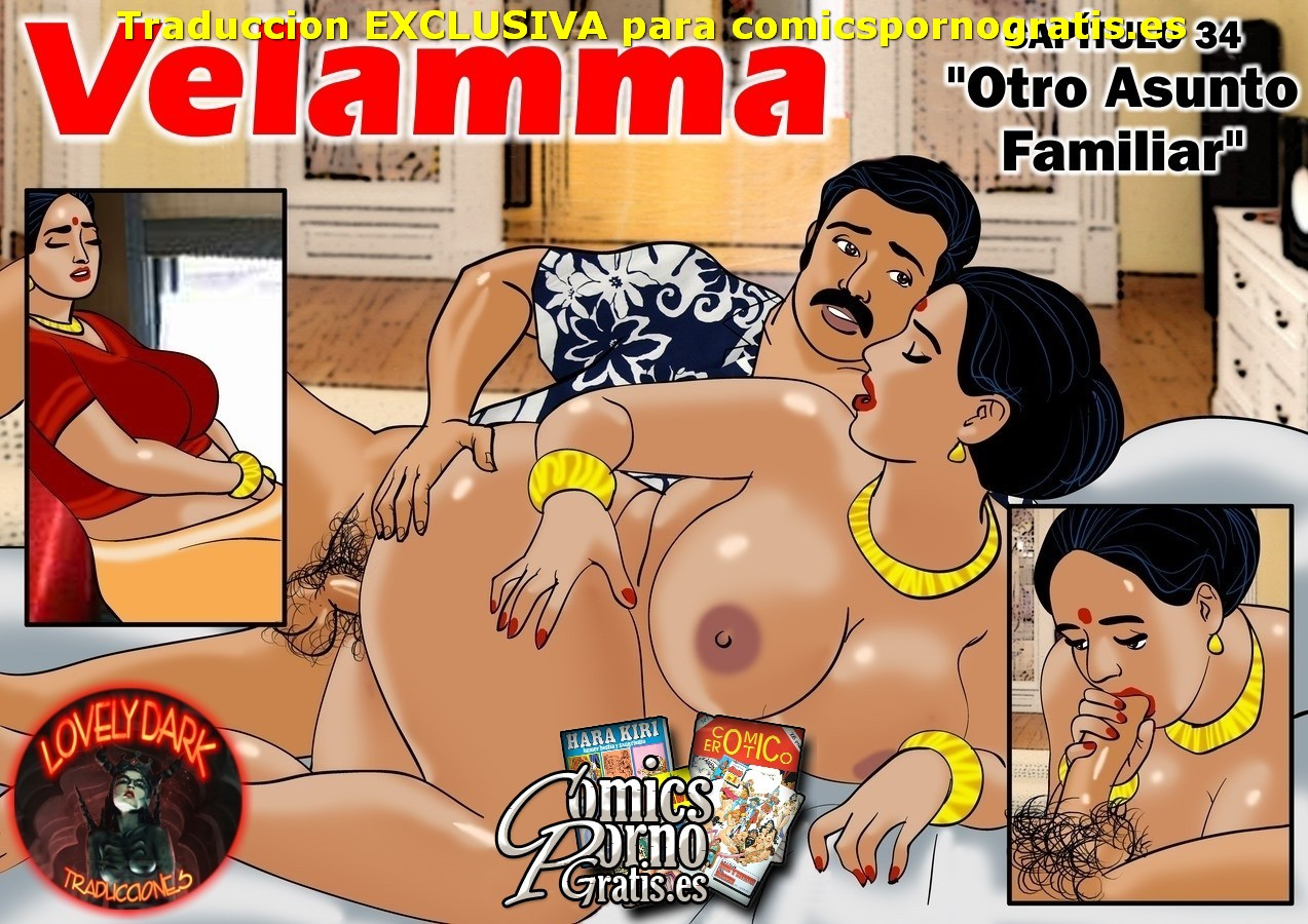 Velamma 34 Otro Asunto Familiar