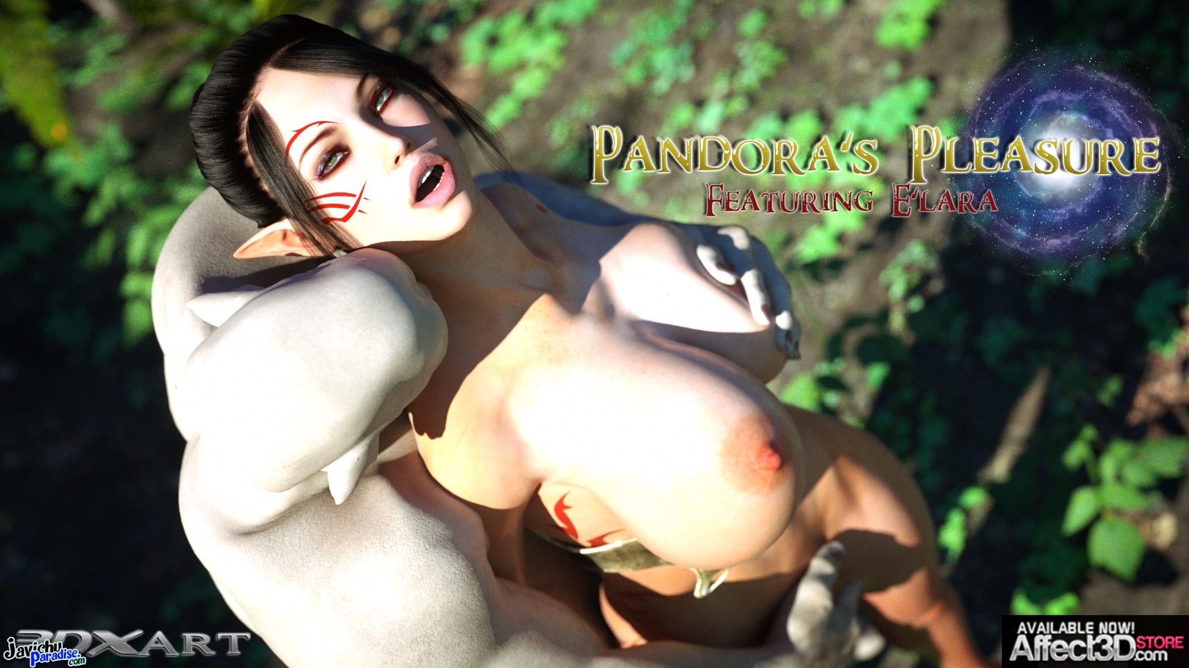 Pandora´s Pleasure Featuring Elara