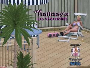 The Holidays 1 y 2 [Las Vacaciones Y3DF]