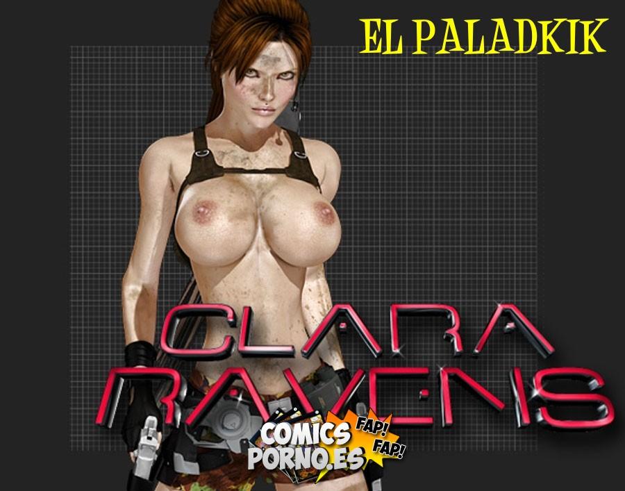 Clara Ravens en El Paladkik (Interracial 3D)