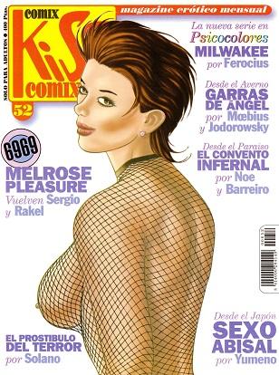 Kiss Comix 52