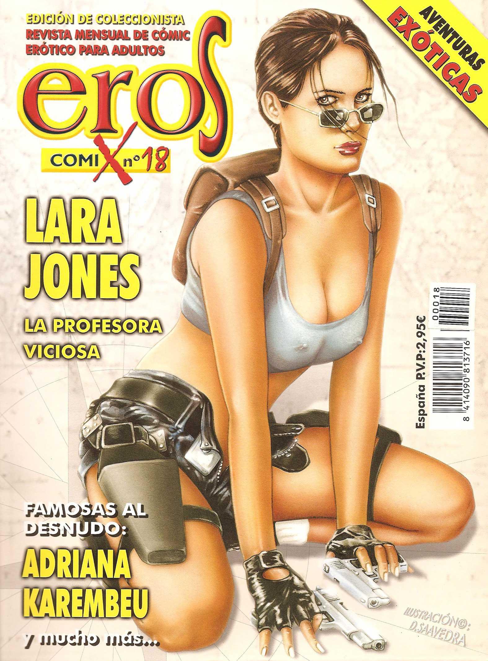 Revista Eros Comix 18