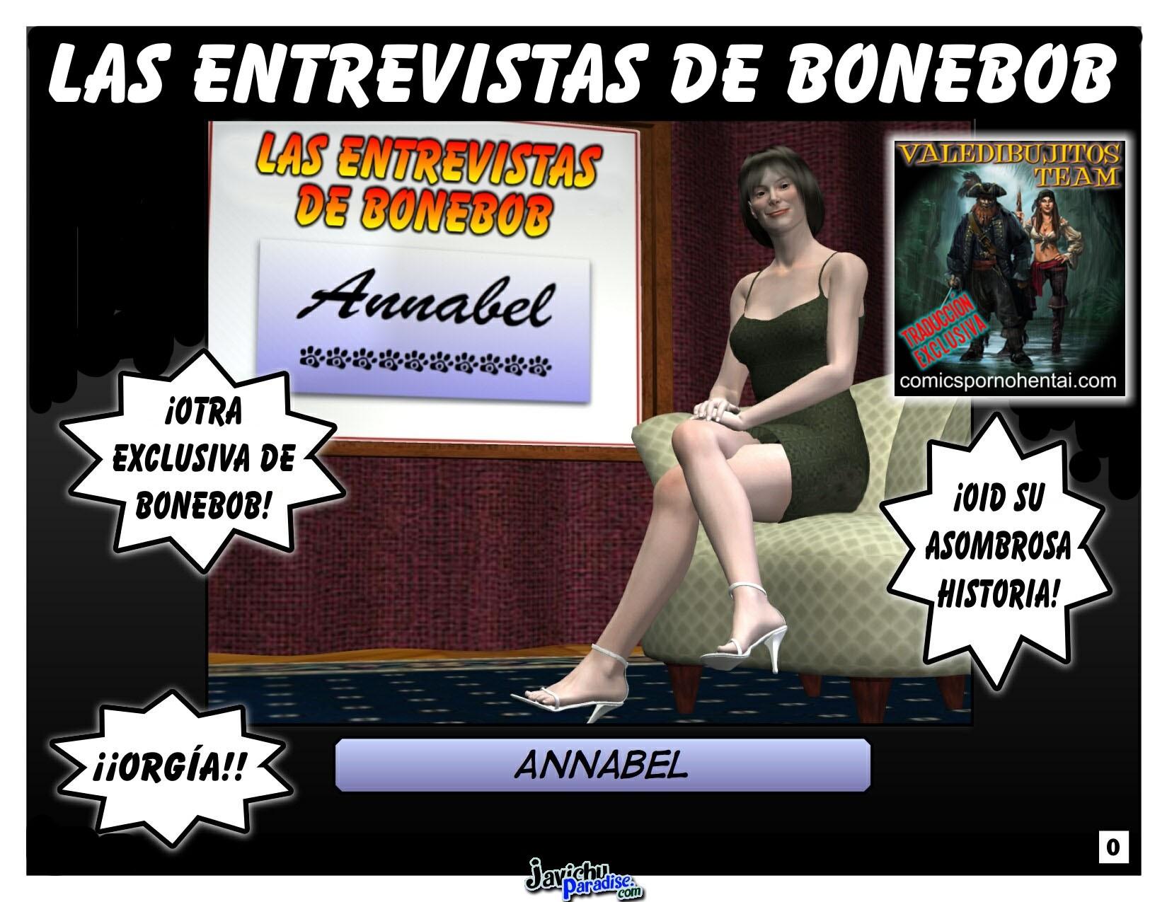 Annabel Las Entrevistas de Bonebob