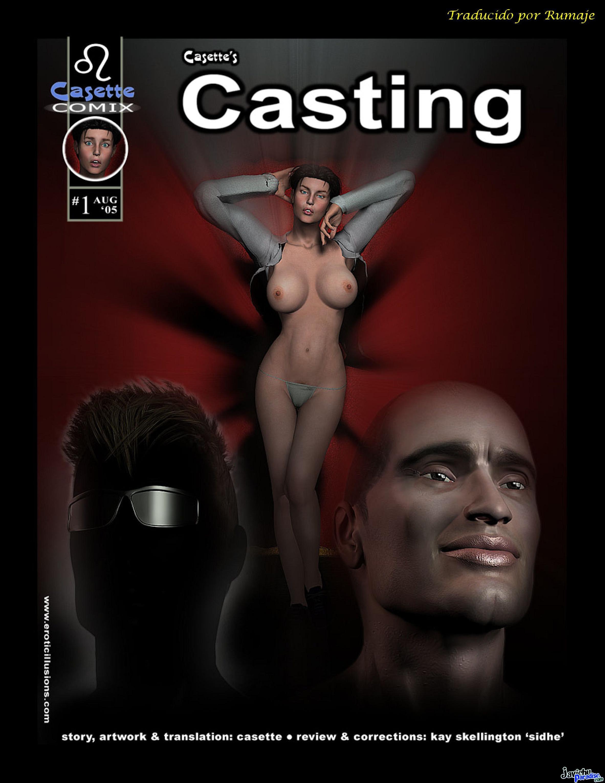 Casting [Casette Comix]