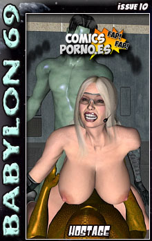 Hostage Capitulo 10 [Babylon 69 Issue ] 3D