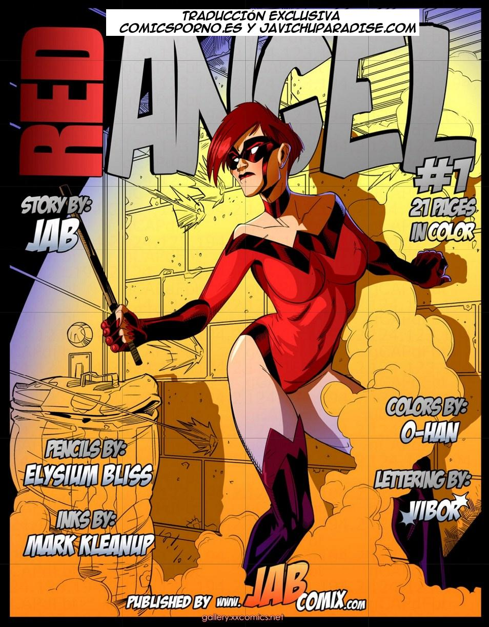Red Angel 1 (Jabcomix)