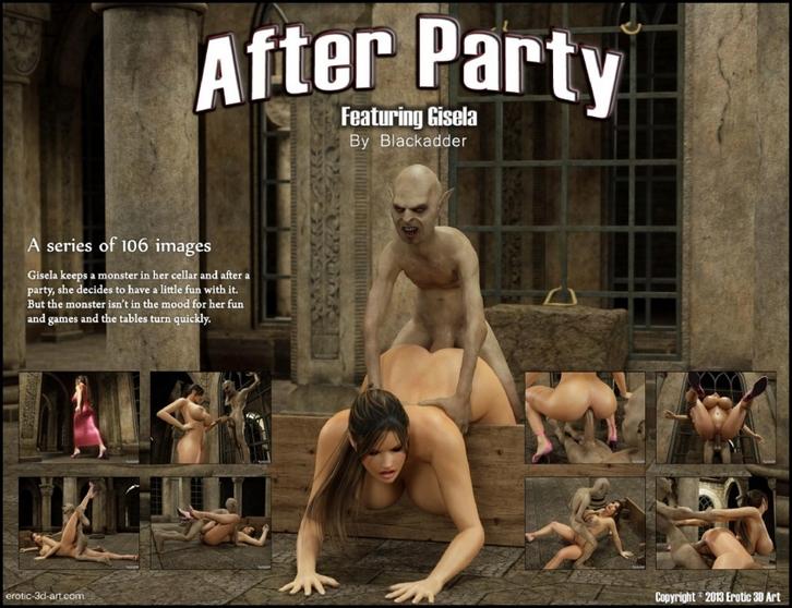 After Party (Blackadder)