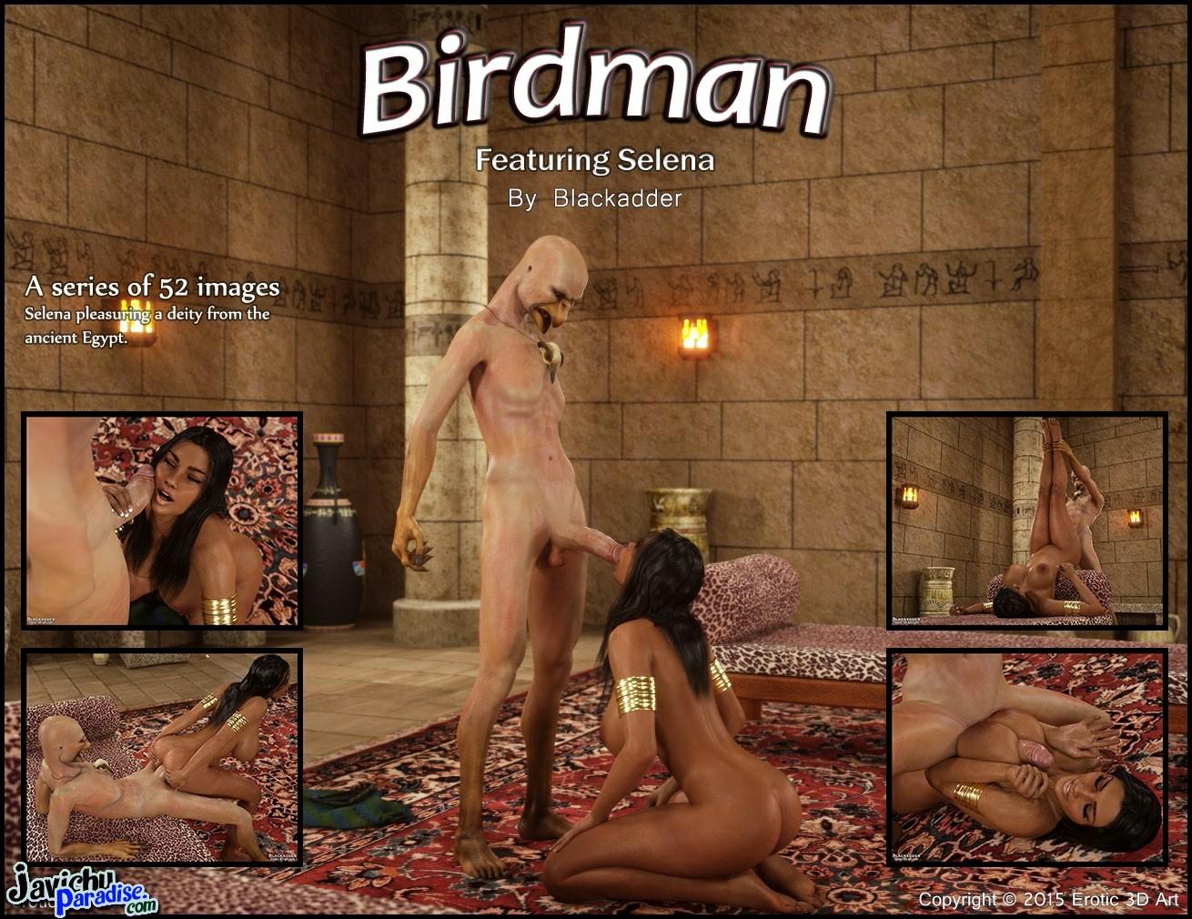 Birdman Featured Selena