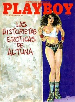 Playboy Historias Eroticas de Altuna Vol 1