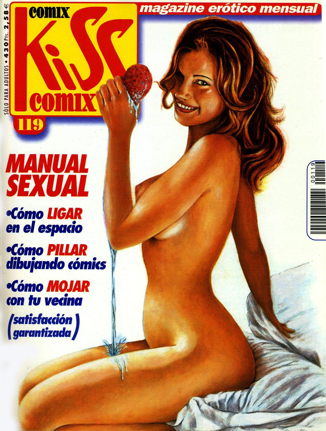 Revista Kiss Comix 119