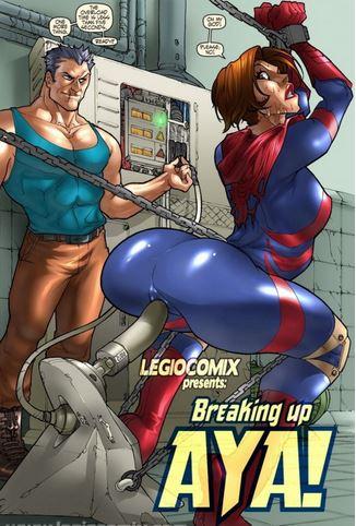 Breaking Up Aya (Legio Comix)