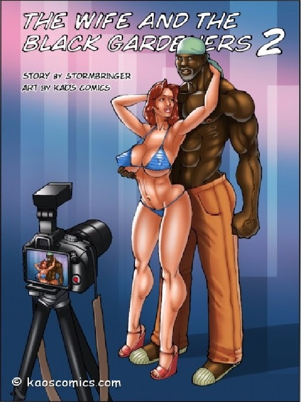 The Wife And The Black Gardener 2