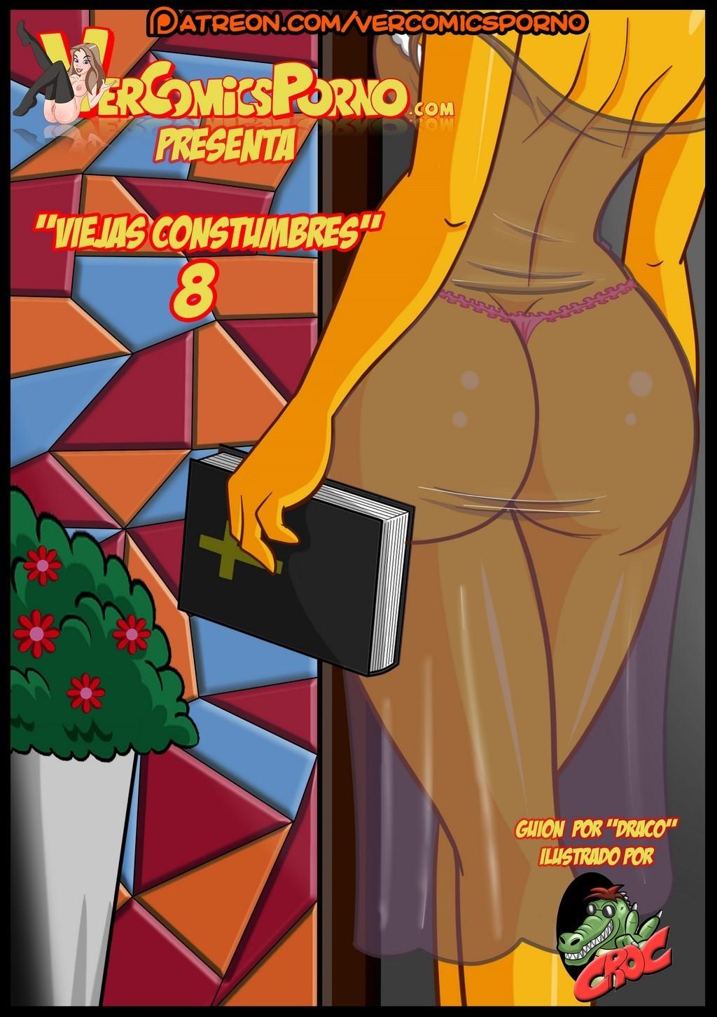 Viejas Costumbres Parte 8 Los Simpsons