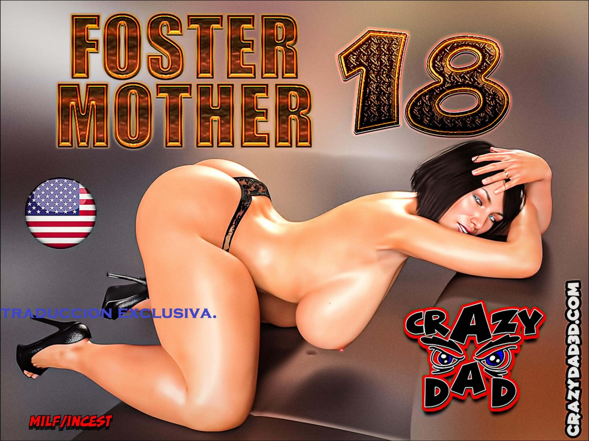 [Crazy Dad] Foster Mother 18