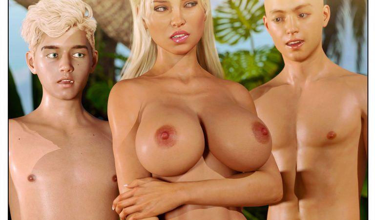 Au Naturel – Nudist Resort Parte 4 [Pegasus Smith]