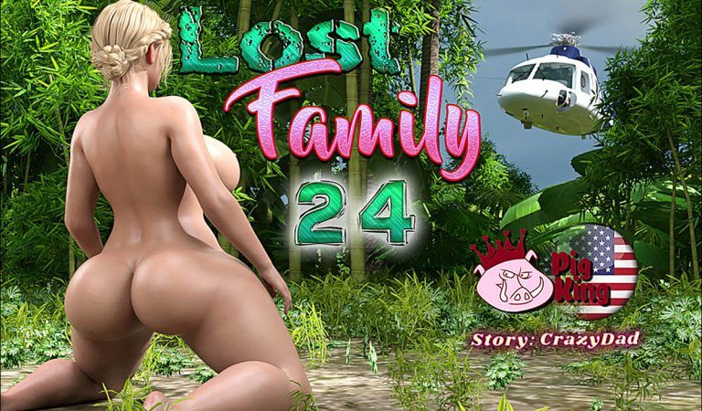 Lost Family Parte 24 [Pig King]